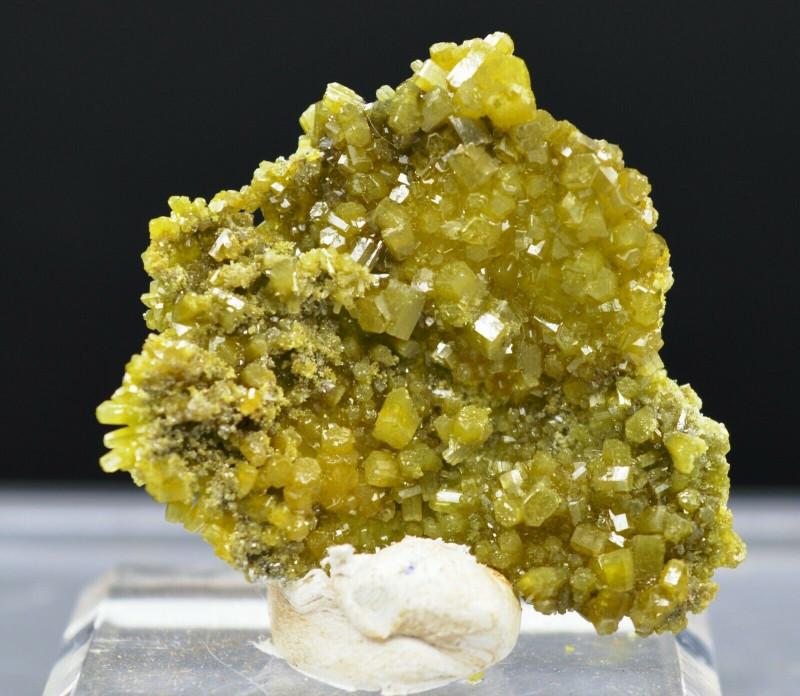 Pyromorphite 12.7 grammes - Daoping Mine, Chine