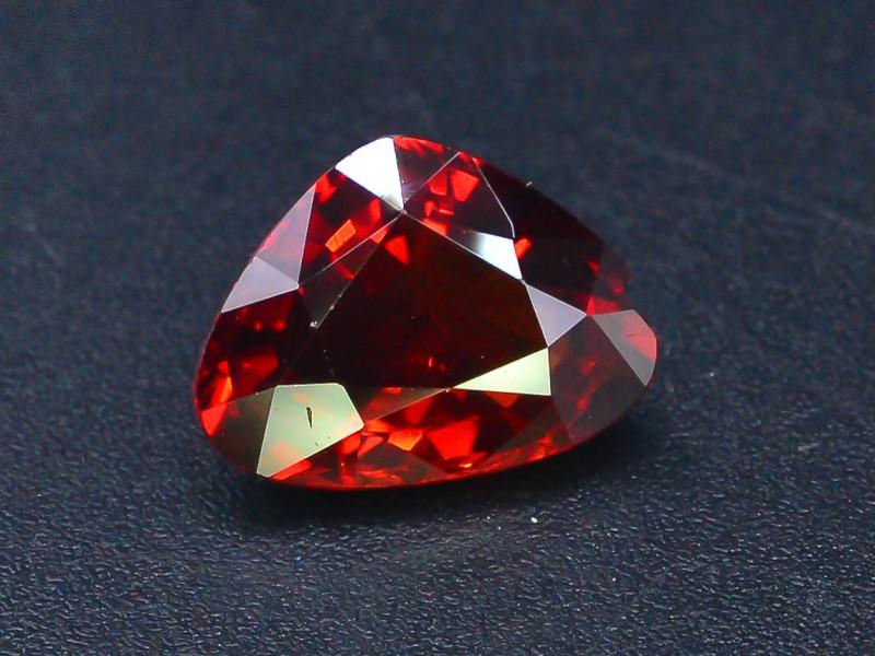 Gorgeous 2.15 ct heart shape Garnet ~Tanzania
