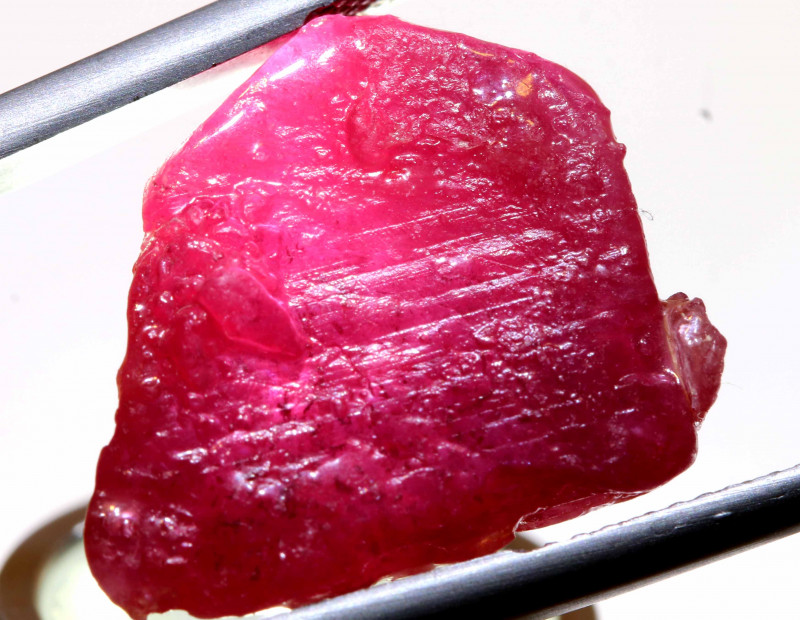 18.95 CTS   MOZAMBIQUE  RUBY ROUGH   RG-5290