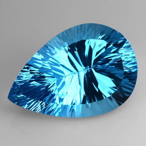 29.77 Cts Untreated Topaz Excellent Luster & Color Gemstone TP1