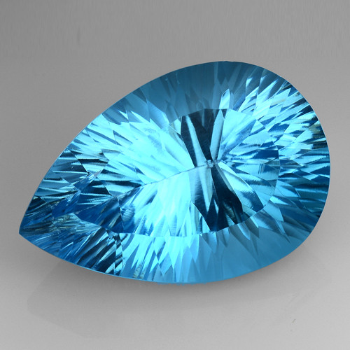 20.18 Cts Untreated Topaz Excellent Luster & Color Gemstone TP24
