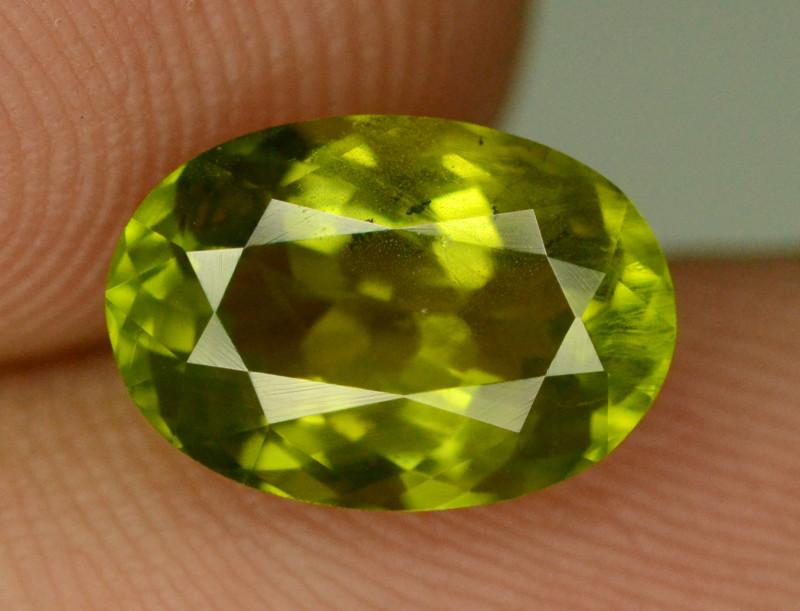 2.20 ct Natural Green Peridot