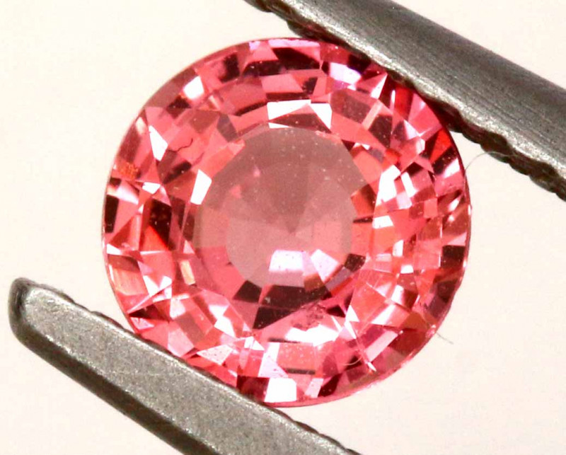 O.78 CTS CERTIFIED UNTREATED PADPARADSCHA SAPPHIRE  TBM-460