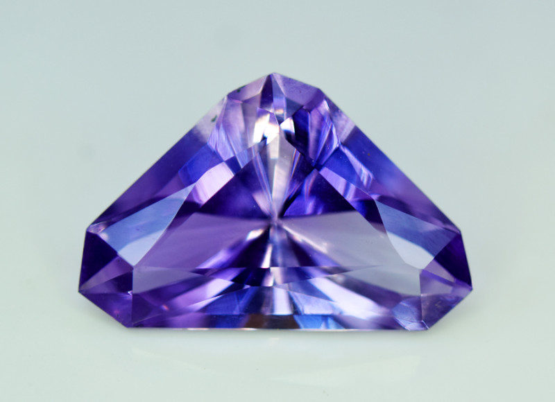 Amethyst, 12.30 Cts Natural Top Color & Cut Amethyst Gemstones