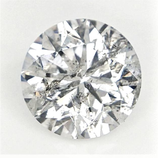 Big Salt and Pepper Diamond ,1.49 cts