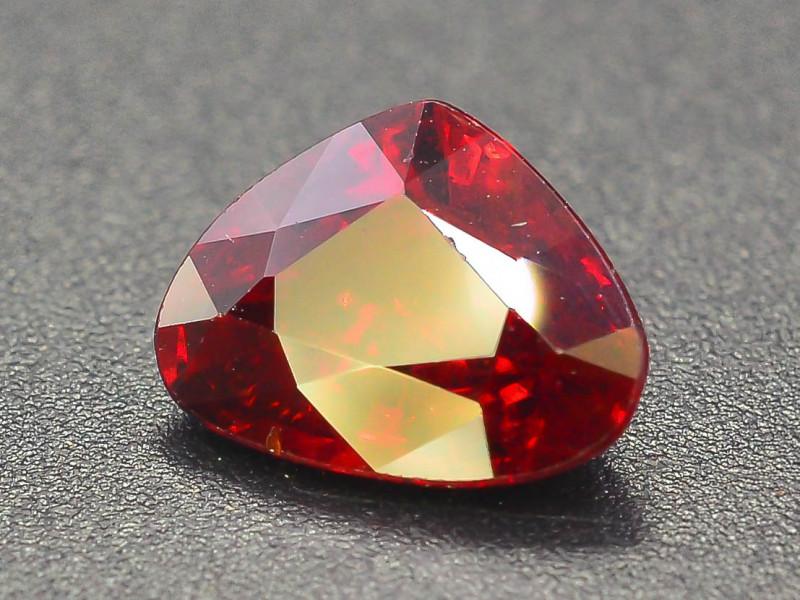 Amazing 2.00 ct heart shape Garnet ~Tanzania