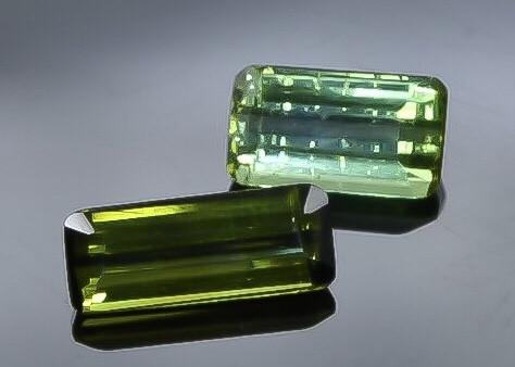 1.64 Crt Tourmaline  Faceted Gemstone (Rk-59)