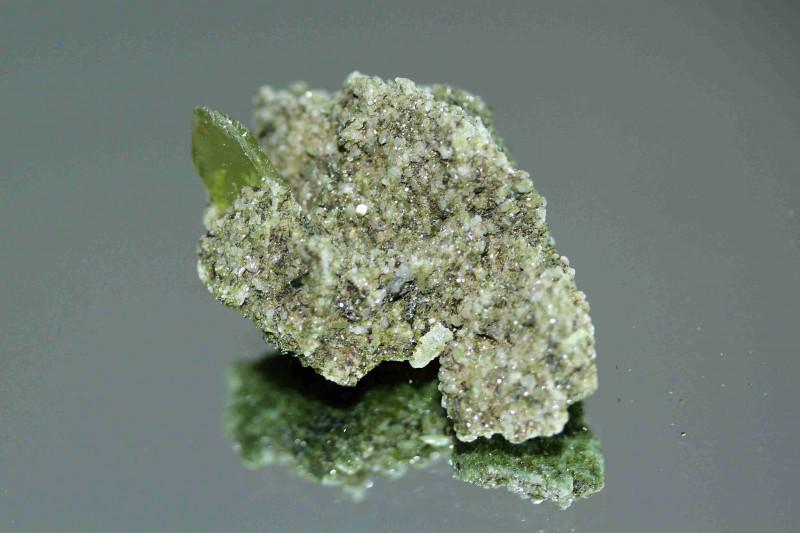 Sphene (Titanite) crystal on matrix from Madagascar