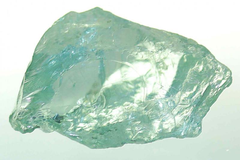 15.90ct Beryl mint green Madagascar