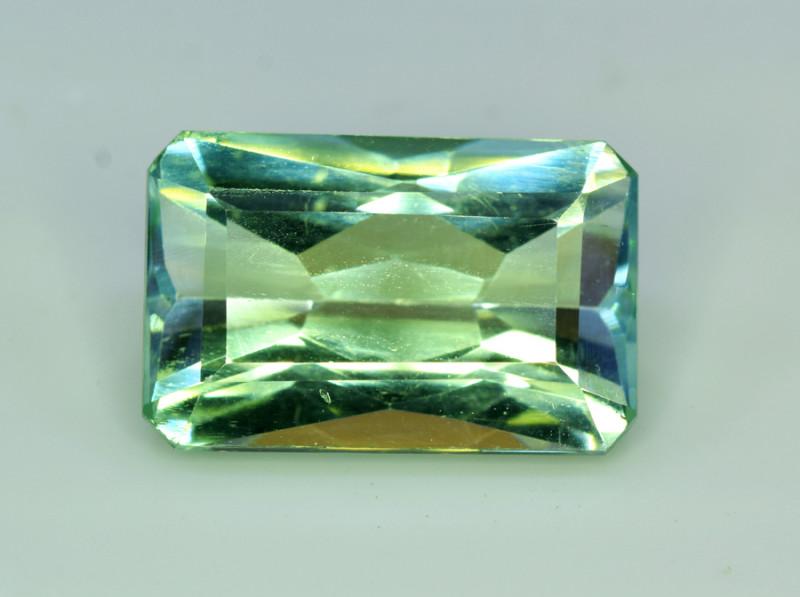 Kunzite, 16.90 Carats Amazing Lush Green Hiddenite Kunzite Gemstone