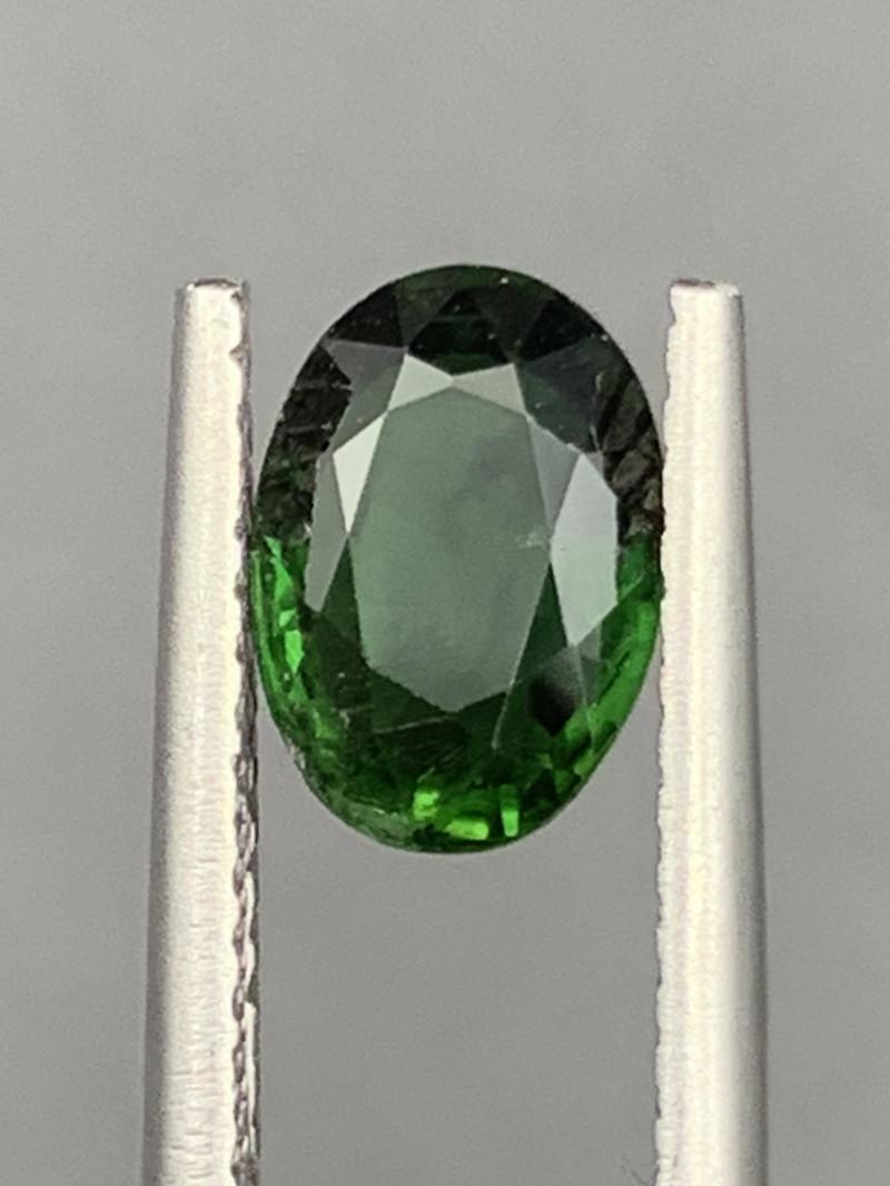 1.33 Carat chromeTourmaline Gemstone
