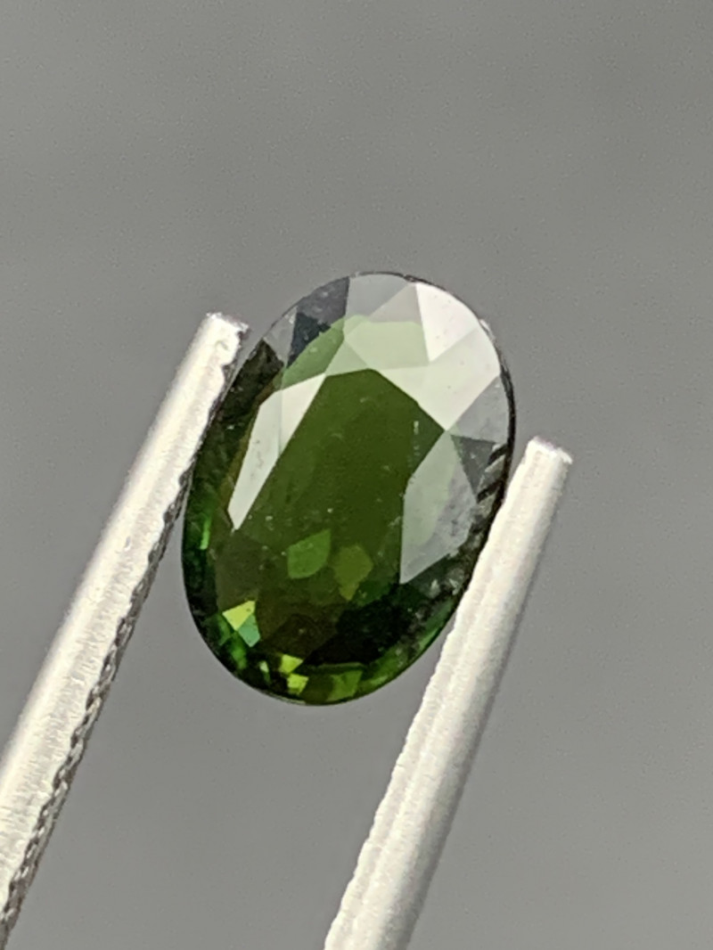 1.28 Carat chrome Tourmaline Gemstone