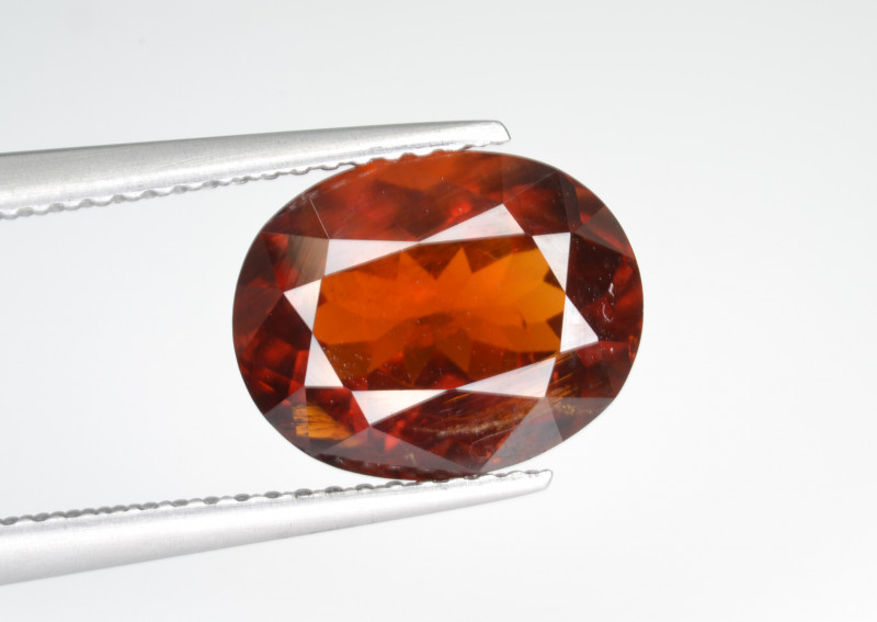Natural Clinohumite 4.30 Cts From Afghanistan