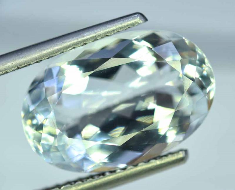 NR - 9.65 cts Natural Aquamarine Gemstone