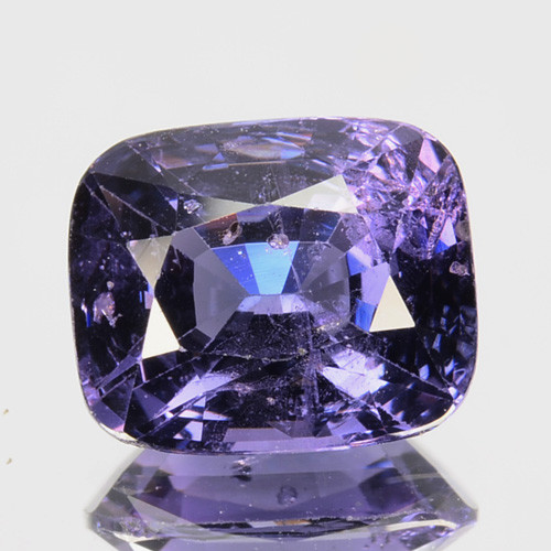 ~PRETTY~ 2.20 Cts Natural Vivid Purple Spinel Cushion Cut Sri Lanka