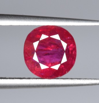 Brilliant Natural Ruby 1.60 Carats