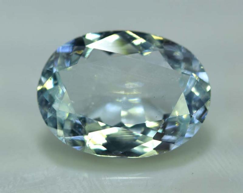 NR 9.05 cts Natural Aquamarine Gemstone