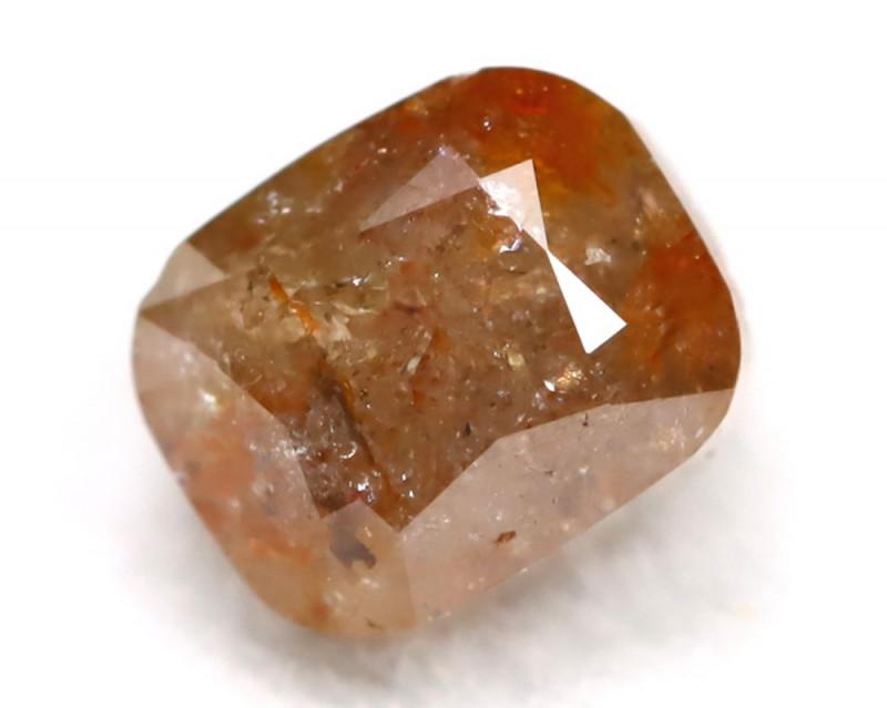 0.43Ct Natural Untreated Fancy Greyish Red Diamond BM0219
