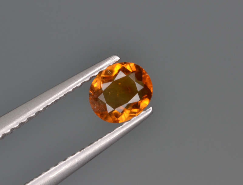 Natural Clinohumite 0.52 Cts From Afghanistan