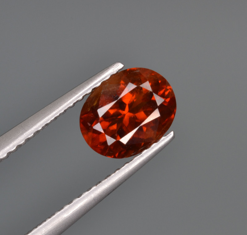 Natural Clinohumite 1.54 Cts From Afghanistan