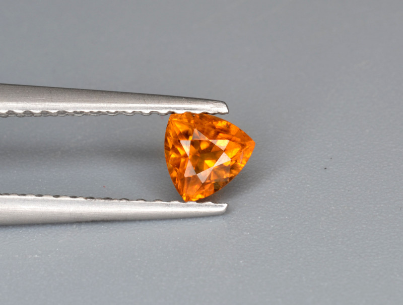 Natural Clinohumite 0.42 Cts From Afghanistan