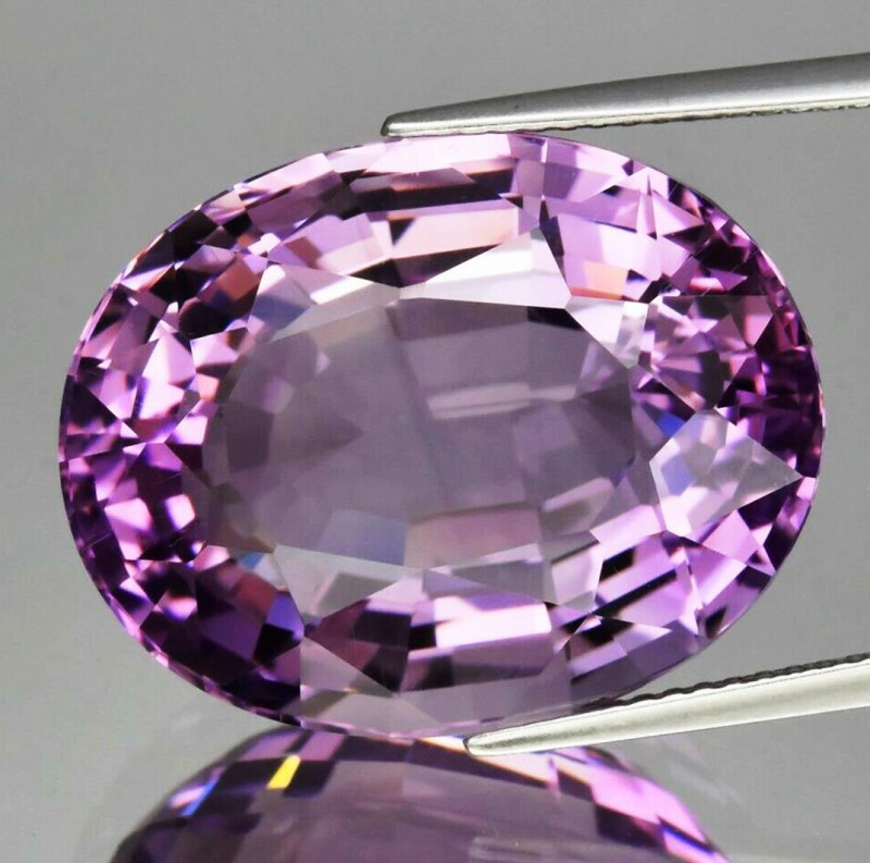 28.27 Ct. 100% Natural Earth Mined Unheated Purple Amethyst, Uruguay