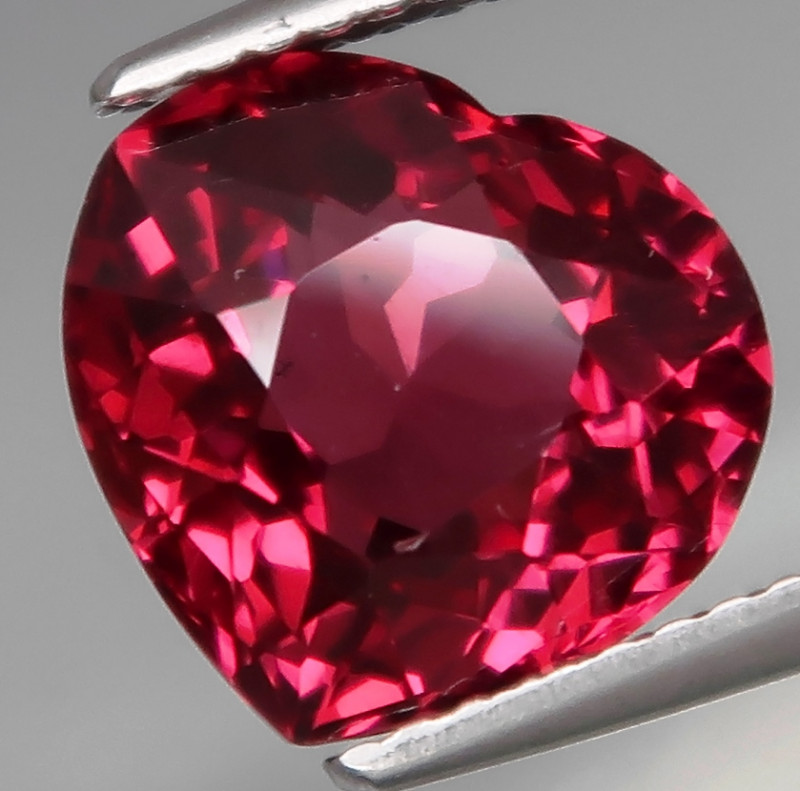 4.55 Ct.100% Natural Earth Mined Cherry Pink  Rhodolite Garnet