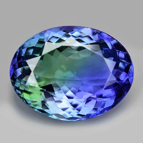 4.26 Cts Amazing rare Violet Blue Color Natural Tanzanite Gemstone