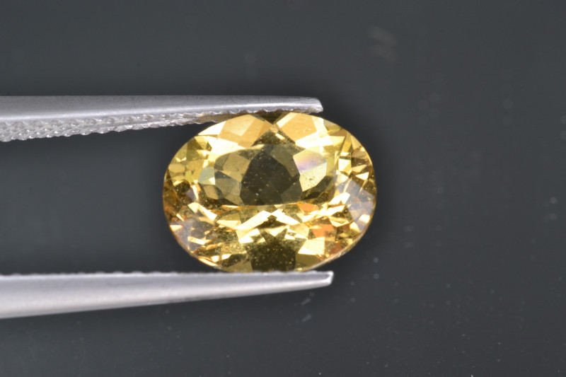 Natural Heliodor 2.52 Cts Top Luster
