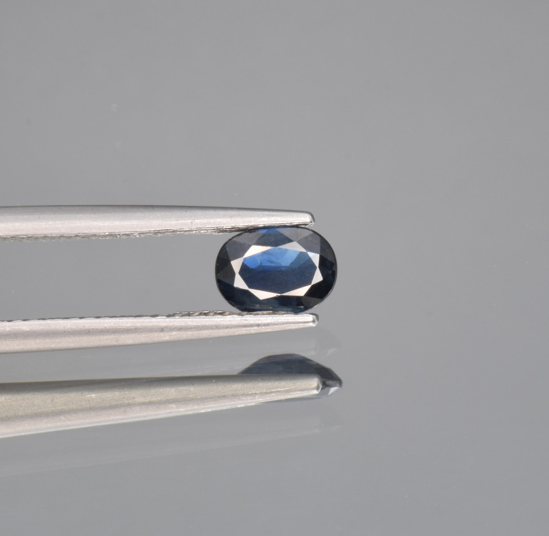 Natural Sapphire 0.70 Cts Gemstone from Nigeria