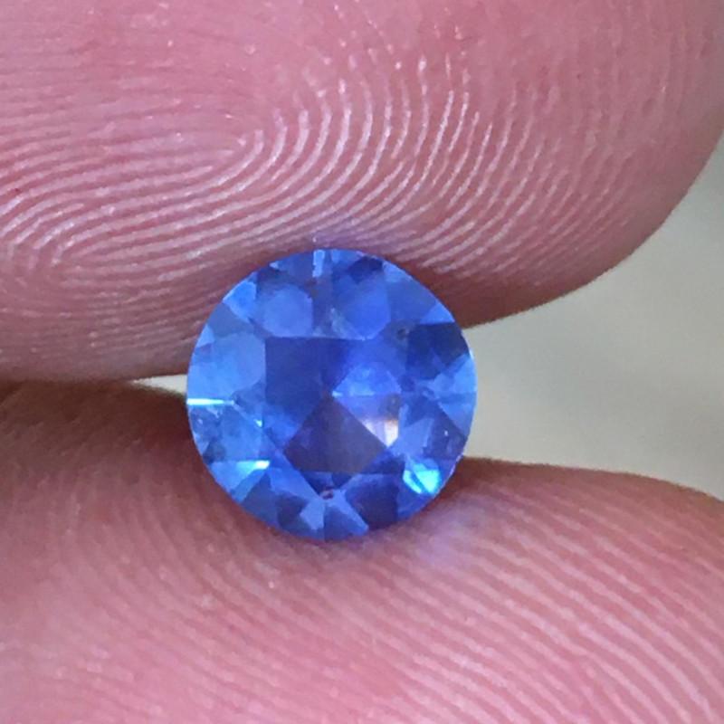 0.82 Carats | Natural Blue Sapphire|Loose Gemstone| Sri Lanka - New