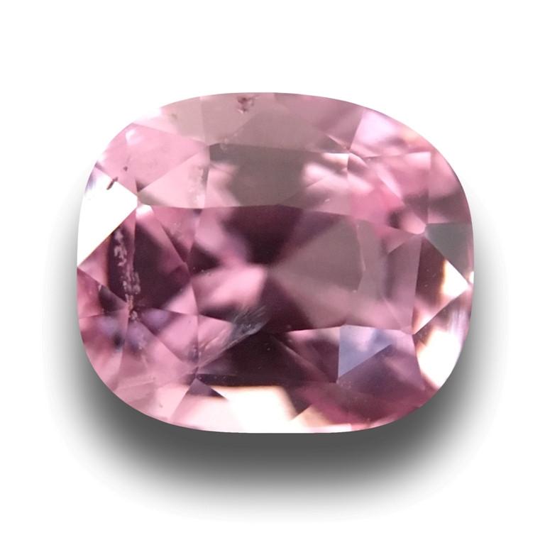 Natural Pink Sapphire Loose Gemstone New  Sri Lanka
