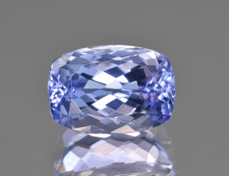 Natural Tanzanite 4.29 Cts Top Grade  Faceted Gemstone