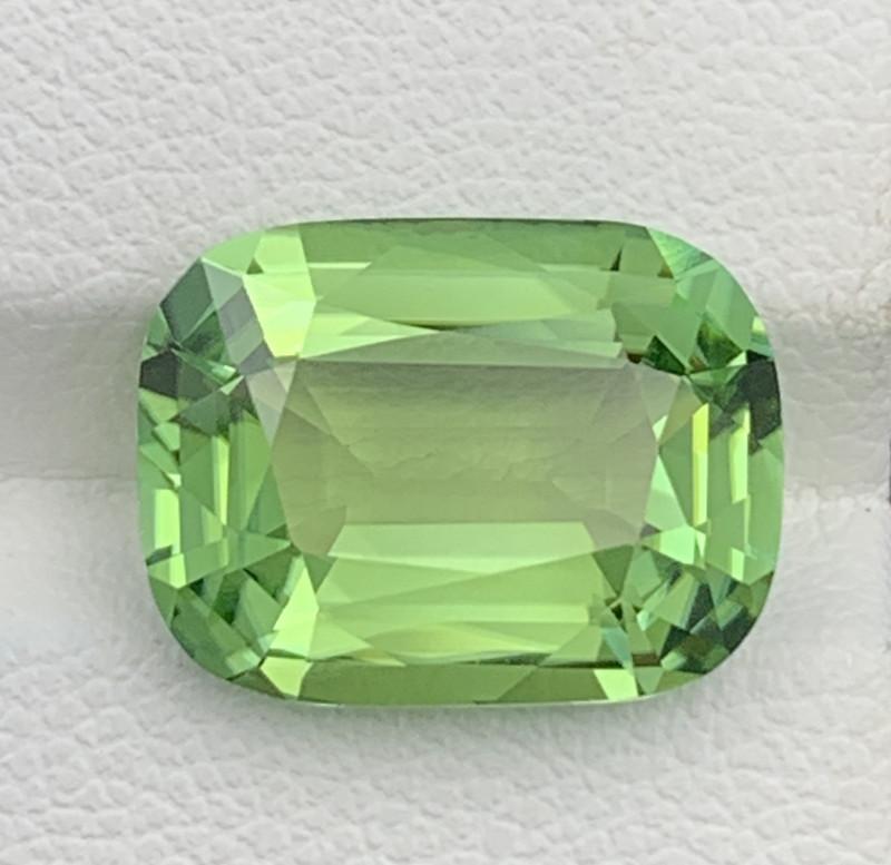 6.58 CT Natural Color Tourmaline Gemstone