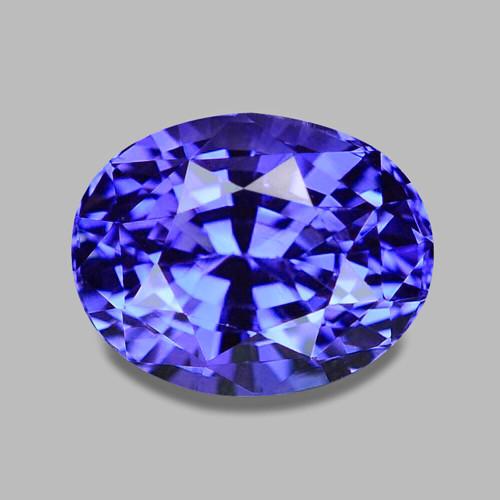 Flawless high gem quality natural Ceylon blue sapphire.