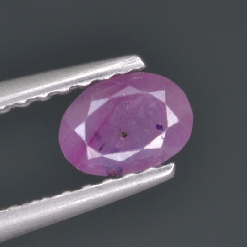 Natural Sapphire 0.51 Cts from Kashmir, Pakistan