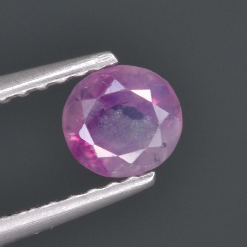 Natural Sapphire 0.52 Cts from Kashmir, Pakistan