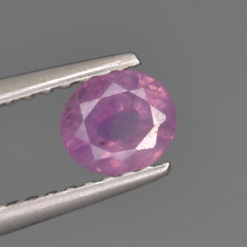 Natural Sapphire 0.58 Cts from Kashmir, Pakistan