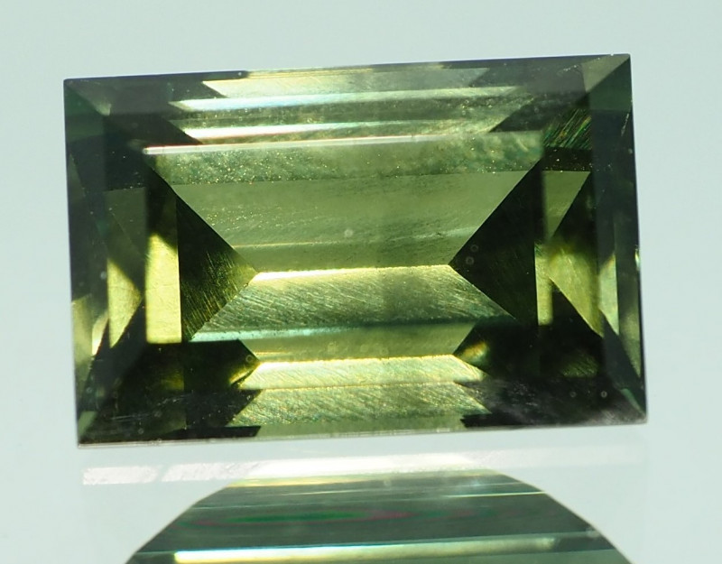 2.80CT SQUARE CUT TOURMALINE  ME51