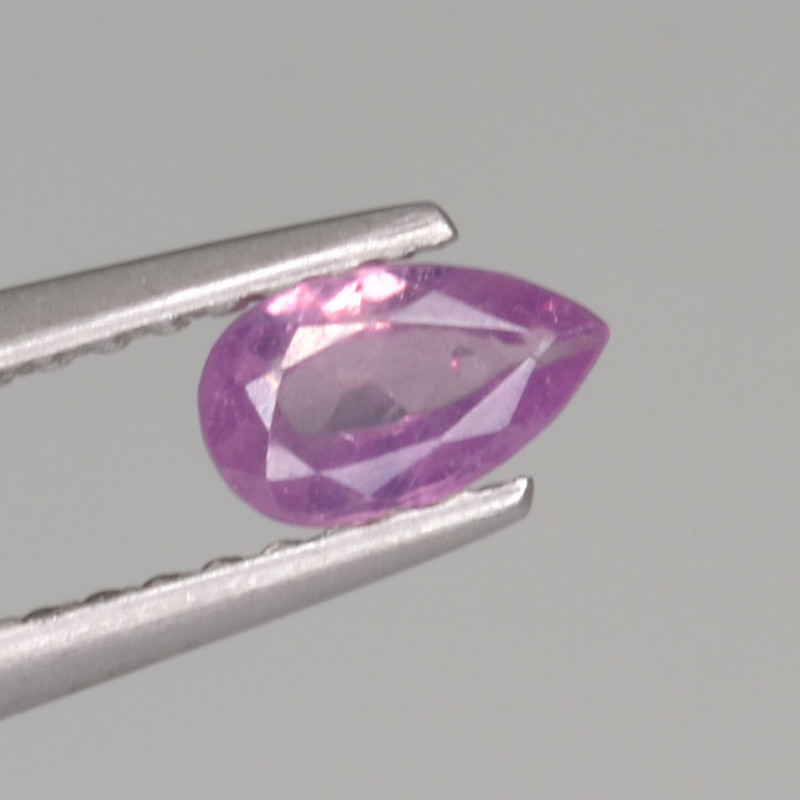 Natural Sapphire 0.37 Cts from Kashmir, Pakistan