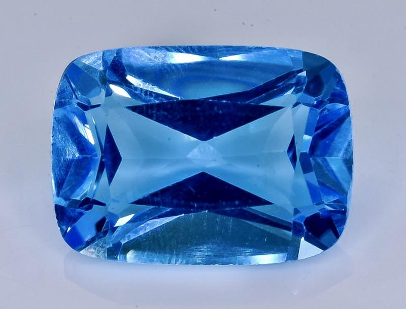 17.48 Crt Topaz  Faceted Gemstone (Rk-66)