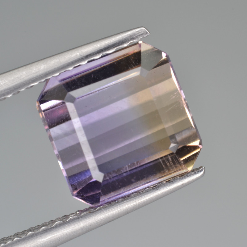 Natural Ametrine 3.31 Cts Top Quality Gemstone