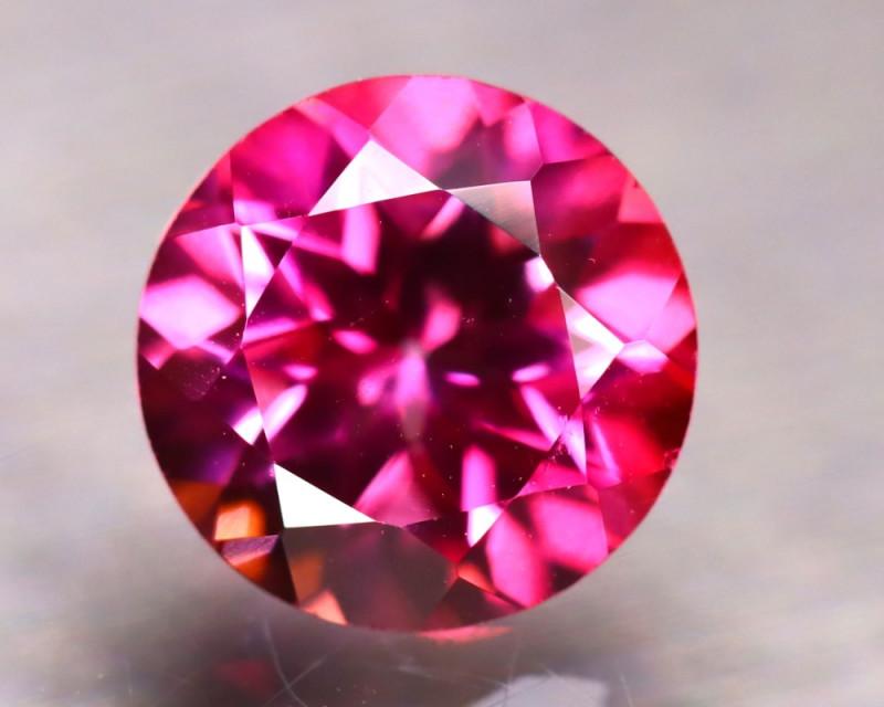 Pink Topaz 2.35Ct Natural IF Pink Topaz E2411/A35