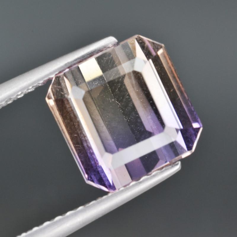 Natural Ametrine 3.79 Cts Top Quality Gemstone