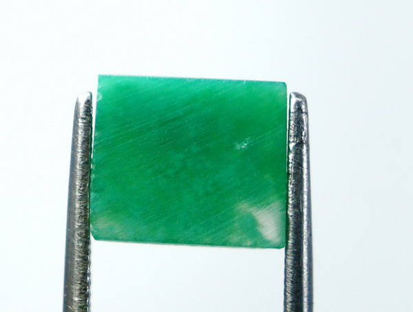 2.40 CT Natural - Unheated  Green Chrysoprase  Preform