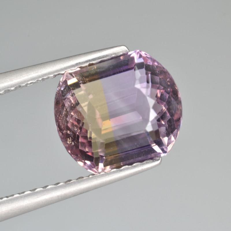 Natural Ametrine 3.02 Cts Top Quality Gemstone