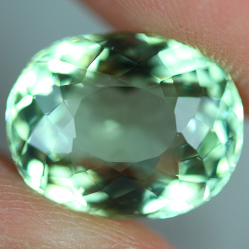 4.92 CT CERTIFIED  Copper Bearing Mozambique Paraiba Tourmaline-PR1142