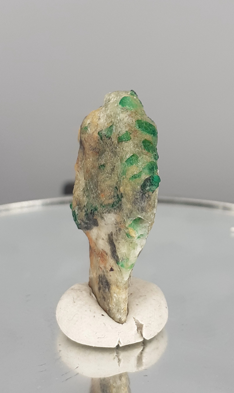 46.35cts Terminated Emerald, Swat Mine Pakistan