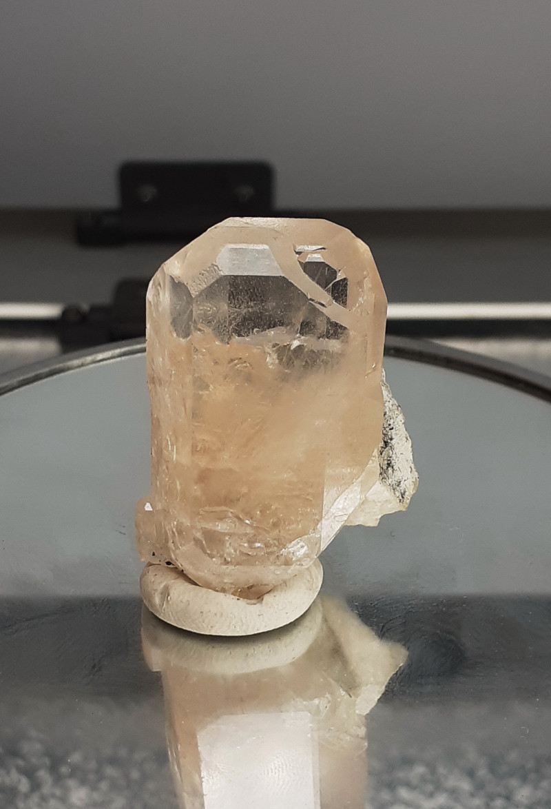 215.75ct Natural Multi Terminated Topaz Specimens Crystal