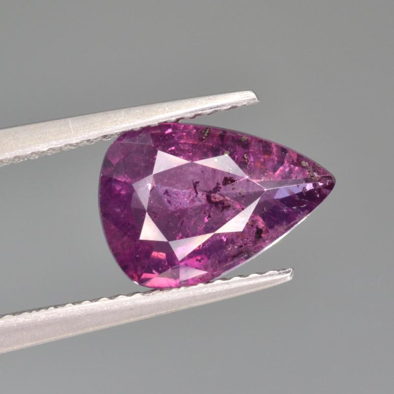 Natural Sapphire 2.73 Cts from Kashmir, Pakistan